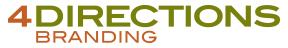 4 Directions Branding
