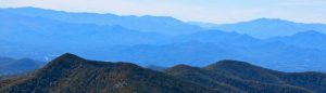 Blue Ridge Waves