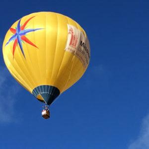 Ascending Balloons